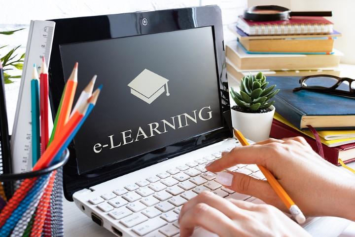 Online trainingsplatform