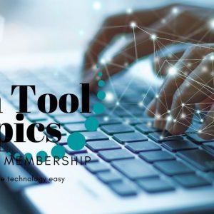 Tech Tool Topics